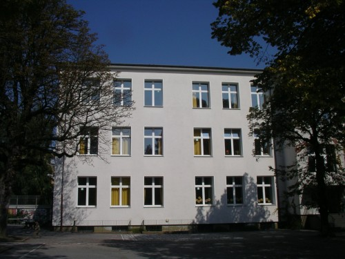 Schulgebäude Diergardtstraße